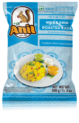 Anil Roasted Rava